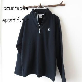 クレージュ(Courreges)のcousseges クレージュ スポーツ ジャージ トレーナ テニス(トレーナー/スウェット)