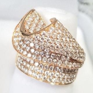 Voi Jewellery 超豪華ダイヤモンドリング(リング(指輪))