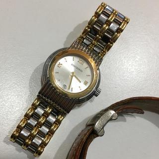 ブシュロン(BOUCHERON)のブシュロン・K18SS・腕時計(腕時計)