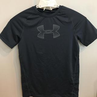 アンダーアーマー(UNDER ARMOUR)のアンダーアーマー Heated Gear Tシャツ Youth(Tシャツ/カットソー)