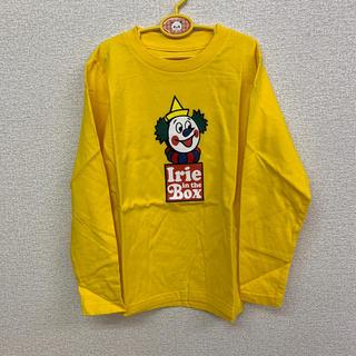 アイリーライフ(IRIE LIFE)の◆新品未使用◆irie life子供用ロングスリーブTシャツ 130サイズ 黄色(Tシャツ/カットソー)
