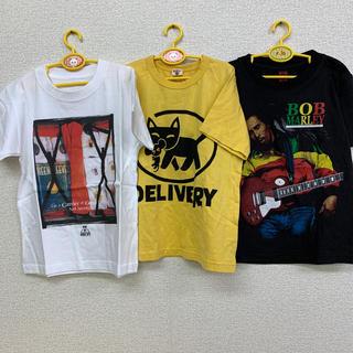 アイリーライフ(IRIE LIFE)の◆新品未使用◆irie lifeほか子供用Tシャツ 130サイズ 3枚セット(Tシャツ/カットソー)