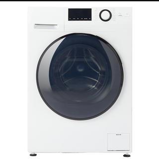 ムジルシリョウヒン(MUJI (無印良品))のshin 428様専用 無印良品 ドラム式洗濯機 8.0kg MJ-DW1 新品(洗濯機)
