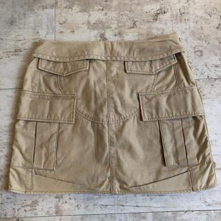 アンダーカバー(UNDERCOVER)のUNDERCOVER ミニスカート Size-1(ミニスカート)