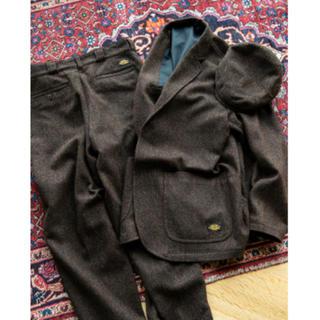 ディッキーズ(Dickies)のLサイズ Tweed Jacket ツイードジャケット 単品売り(テーラードジャケット)
