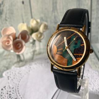ピエールラニエ(Pierre Lannier)の【電池交換済】Pierre Lannier ピエールラニエ 腕時計 サボテン(腕時計)