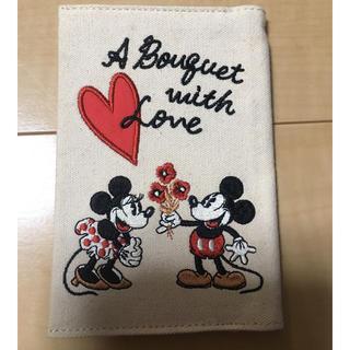 ディズニー(Disney)のブックカバー☆(ブックカバー)