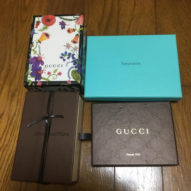 パタゴニア バッグ 偽物ヴィトン / Gucci - GUCCIなどハイブランド空箱×9の通販 by n