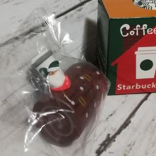 スターバックスコーヒー(Starbucks Coffee)の新品 スターバックス コーヒーサンタ ブッシュ・ド・ノエル(ノベルティグッズ)