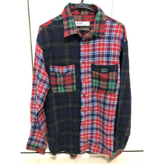 アトモス(atmos)のAtmos チェックシャツ ネルシャツ(シャツ)