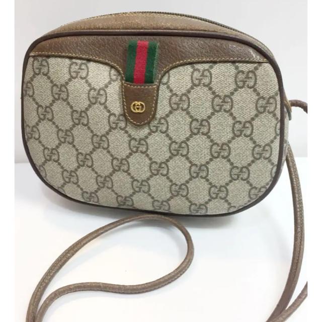 スーパー コピー ブランパン 時計 文字盤交換 / Gucci - GUCCI オールドグッチ ショルダーバッグ 18609324の通販 by ここあ's shop