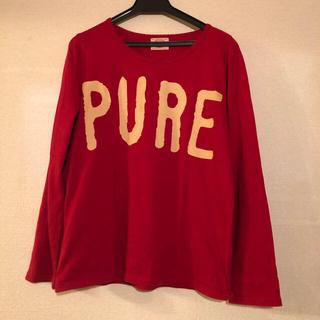 キューブシュガー(CUBE SUGAR)のここすけ様専用 CUBE SUGER 赤Tシャツ M(シャツ/ブラウス(長袖/七分))