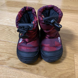 ザノースフェイス(THE NORTH FACE)のブーツ NORTH FACE 14cm(ブーツ)