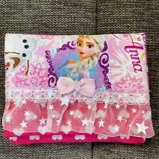 アナトユキノジョオウ(アナと雪の女王)のアナ雪 移動ポケット アナと雪の女王 エルサ ハート ディズニー プリンセス(外出用品)