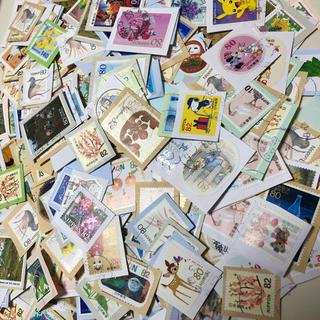 使用済切手 500枚以上(使用済み切手/官製はがき)