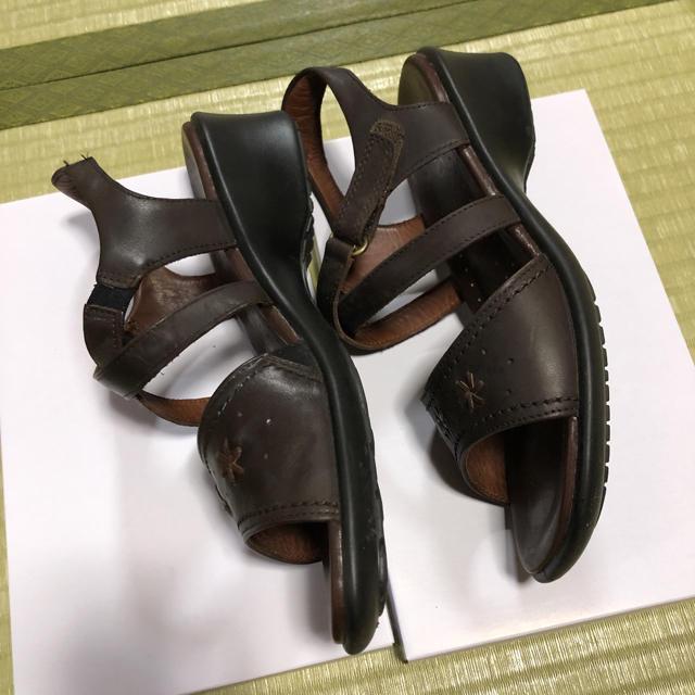 ECHO(エコー)のエコー サンダル レディースの靴/シューズ(サンダル)の商品写真