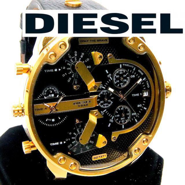 スーパーコピー 時計 、 DIESEL - ★ほぼ新品★DIESEL ディーゼル クオーツ メンズ腕時計★かめちのお店の通販 by かめち
