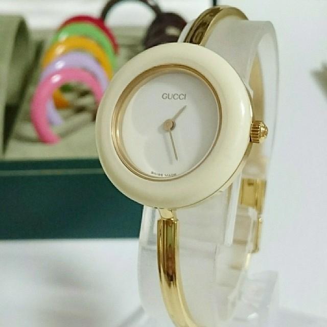 ルイヴィトン 長財布 レディース 激安アマゾン | Gucci - 腕時計 GUCCI グッチ チェンジベゼル グッチ腕時計の通販 by 結's shop