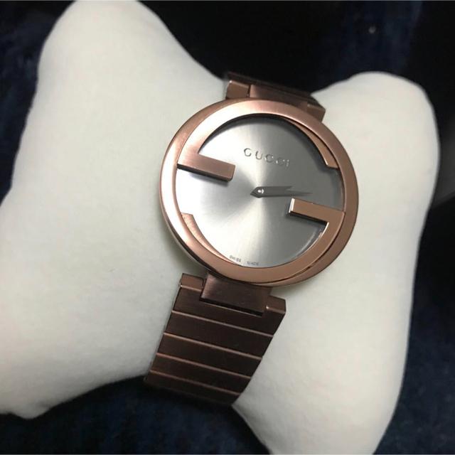 ヴィトン ダミエ 財布 コピーペースト - Gucci - [年越しセール]GUCCI インターロッキング 時計の通販 by クロル's shop