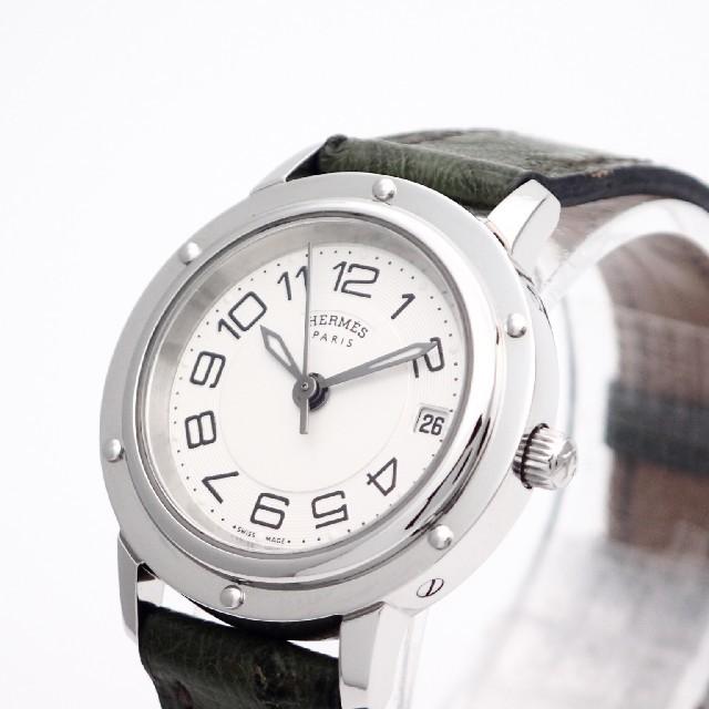 時計 偽物 性能 ff14 、 Hermes - 【HERMES】エルメス腕時計 '新型クリッパー CP1.210' ☆美品☆の通販 by cocokina's shop