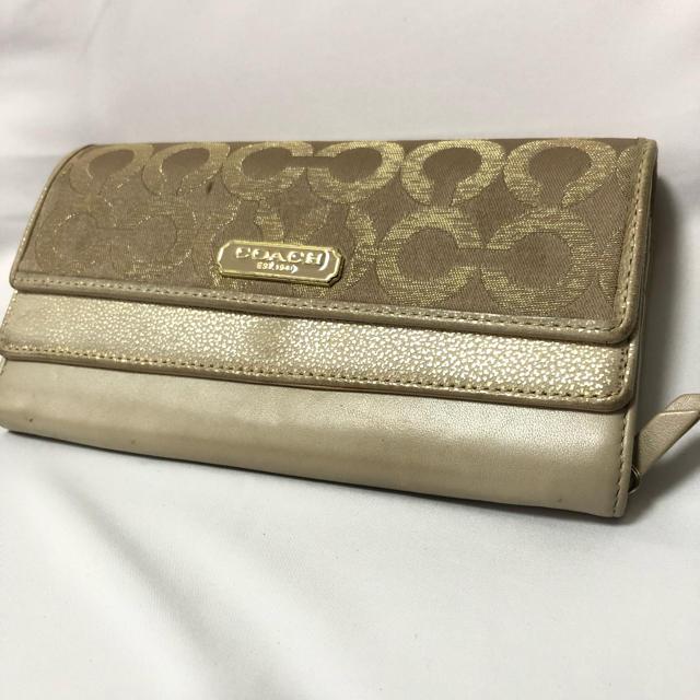 アクノアウテッィク コピー 国産 、 COACH - COACH コーチ 財布 長財布の通販 by ブランドショップ's shop