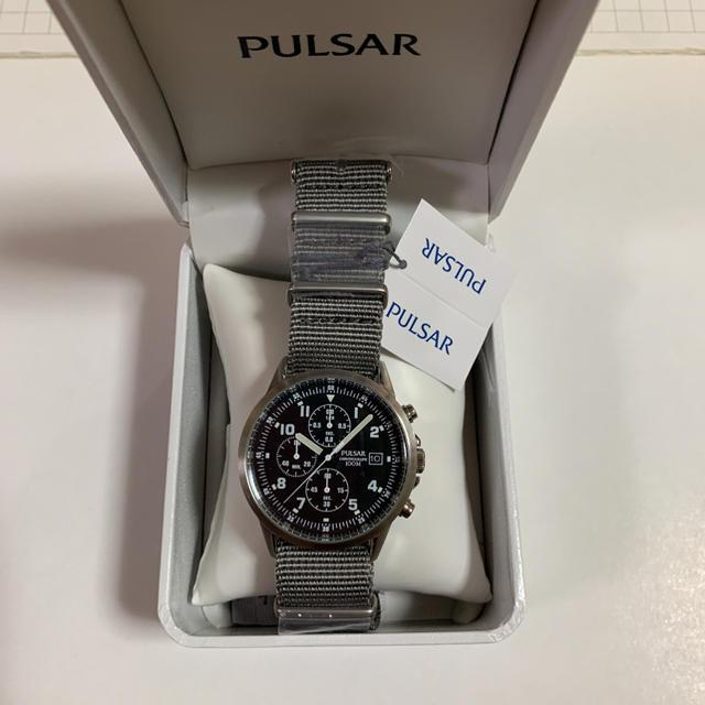 パテックフィリップ ワールドタイム スーパーコピー 時計 | PULSAR - 【破格】PULSAR パルサー 腕時計 PM3129 pm3129の通販 by Santa Claus's shop