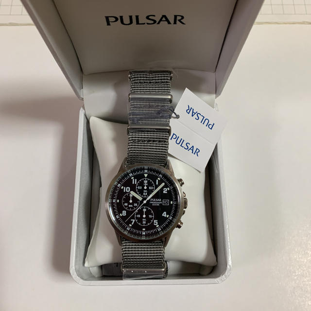 karuthie / PULSAR - 【破格】PULSAR パルサー 腕時計 PM3129 pm3129の通販 by Santa Claus's shop