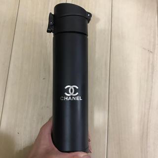 シャネル(CHANEL)のシャネル タンブラー水筒冷温タイプ 二回使用美品(タンブラー)