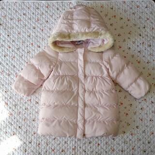 プチバトー(PETIT BATEAU)のプチバトー 中綿コート(コート)