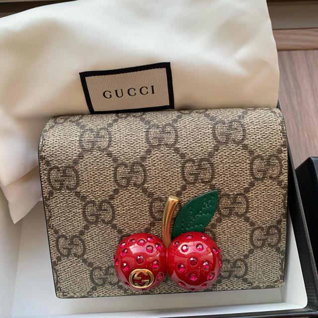 ルイヴィトン 長財布 中古 激安アマゾン | Gucci - GUCCI 二つ折り財布の通販 by Peacock