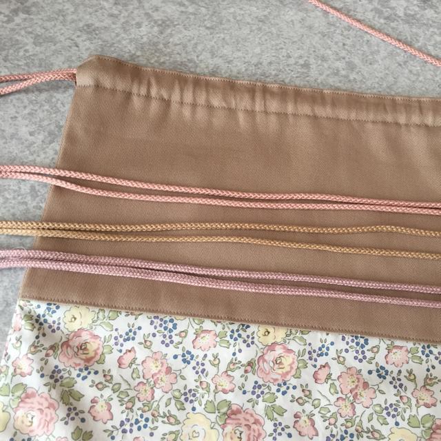 【専用】    フェリシテ  巾着袋 +ナップサック 2点 ハンドメイドのキッズ/ベビー(外出用品)の商品写真