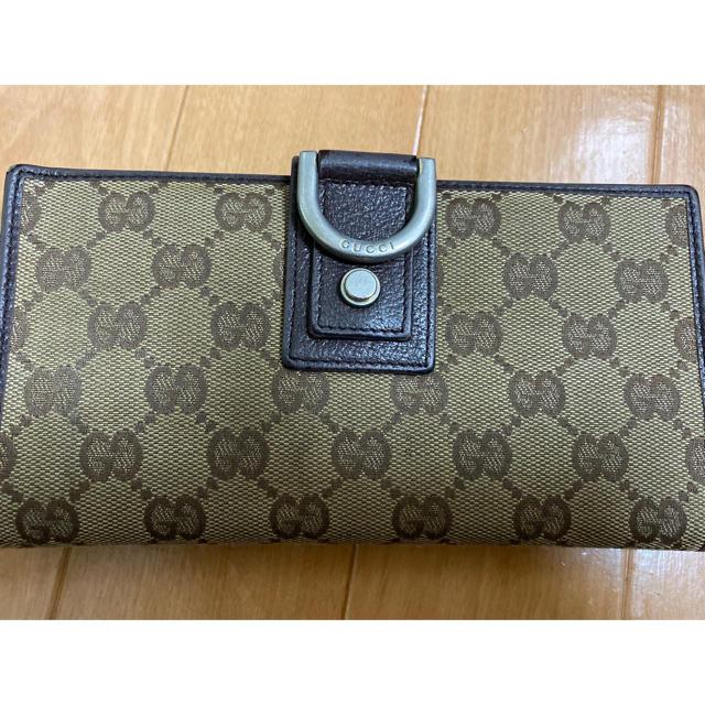 ダミエ バッグ 偽物ヴィトン - Gucci - GUCCI 長財布の通販 by あーさ's shop