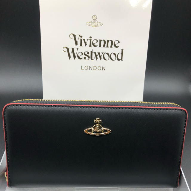 Vivienne Westwood - 【新品・正規品】ヴィヴィアン ウエストウッド 長財布 339 プレゼントの通販 by NY's shop