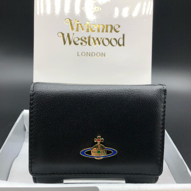 Vivienne Westwood - 【新品・正規品】ヴィヴィアン ウエストウッド 折財布 124 がま口 プレゼントの通販 by NY's shop