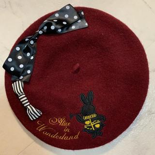 スイマー(SWIMMER)のSWIMMER ベレー帽(ハンチング/ベレー帽)