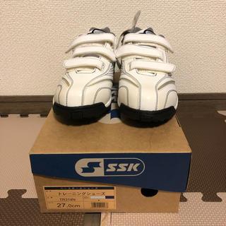 エスエスケイ(SSK)のSSK  エスエスケイ トレーニングシューズ 新品未使用(シューズ)