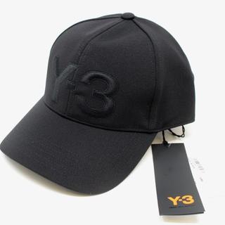 ワイスリー(Y-3)の新品 2019SS Y-3 Logo CAP 黒(キャップ)