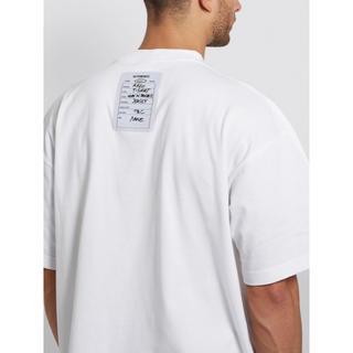 バレンシアガ(Balenciaga)のvetements アトリエパッチTシャツMヴェトモン(Tシャツ/カットソー(半袖/袖なし))