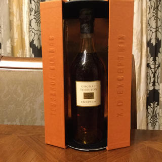 サントリー - コニャック テセロン Lot.29 90年前の原酒ブレンド グラス付き