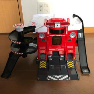 タカラトミー(Takara Tomy)のタカラトミー ファイヤーステーション(電車のおもちゃ/車)