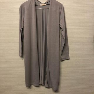 ショコラフィネローブ(chocol raffine robe)のロングカーディガン(カーディガン)