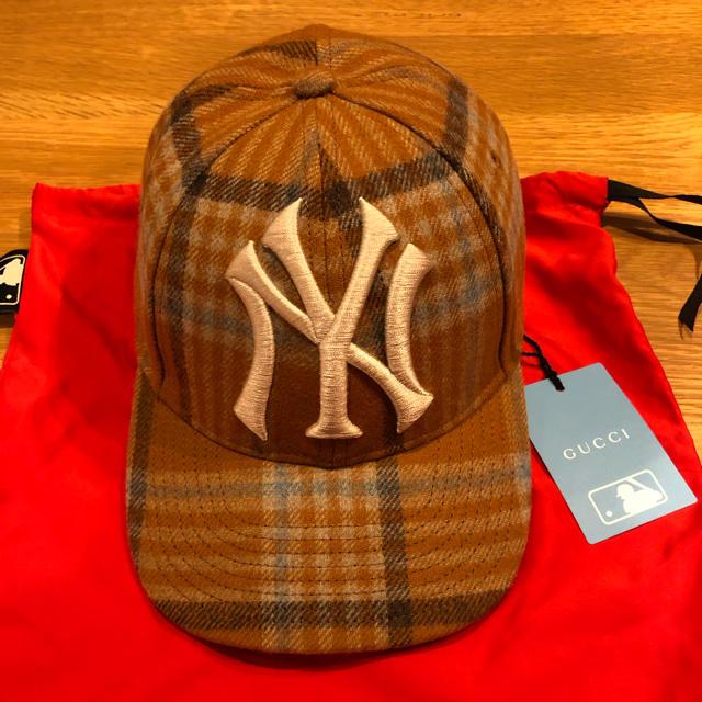 ルイヴィトン 長財布 中古 激安 茨城県 / Gucci - GUCCI グッチ 新品 キャップ ヤンキース ロゴの通販 by natural-boy's shop