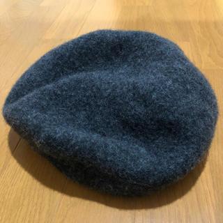 センスオブプレイスバイアーバンリサーチ(SENSE OF PLACE by URBAN RESEARCH)の💜セール💜ベレー帽(ハンチング/ベレー帽)