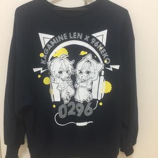 しまむら - 96猫×鏡音レンコラボTシャツ M