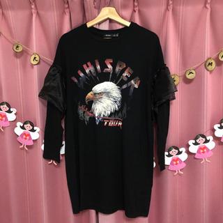 ベルシュカ(Bershka)のロンT(Tシャツ(長袖/七分))