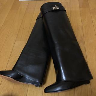 ジバンシィ(GIVENCHY)のジバンシー  シャークロックブーツ (ブーツ)