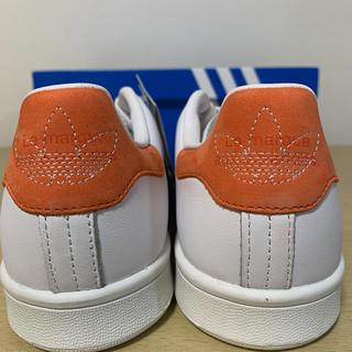 アディダス(adidas)の2019年モデル 新品 アディダス スタンスミス 限定カラー オレンジ 25(スニーカー)