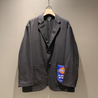 ディッキーズ(Dickies)のdickies  tripster 黒 XL ジャケットのみ(テーラードジャケット)