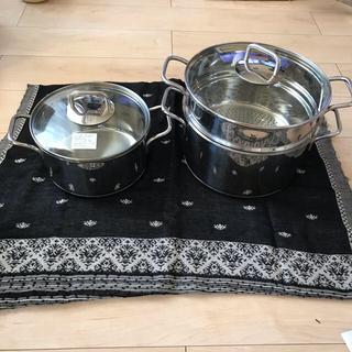 ヴェーエムエフ(WMF)のWMF  ステンレス 鍋 セット(鍋/フライパン)