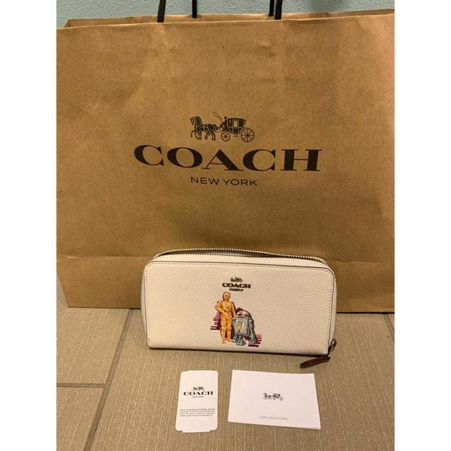 ブランド 財布 スーパーコピー 代引き時計 、 COACH - コーチ 長財布 スターウォーズ COACHの通販 by ひろんちゃん's shop